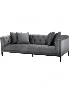 Sofa Cesare Granite Grey