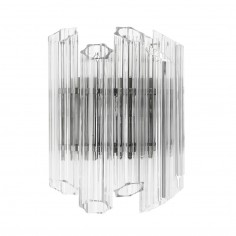 Wall Lamp Vittoria Clear Glass