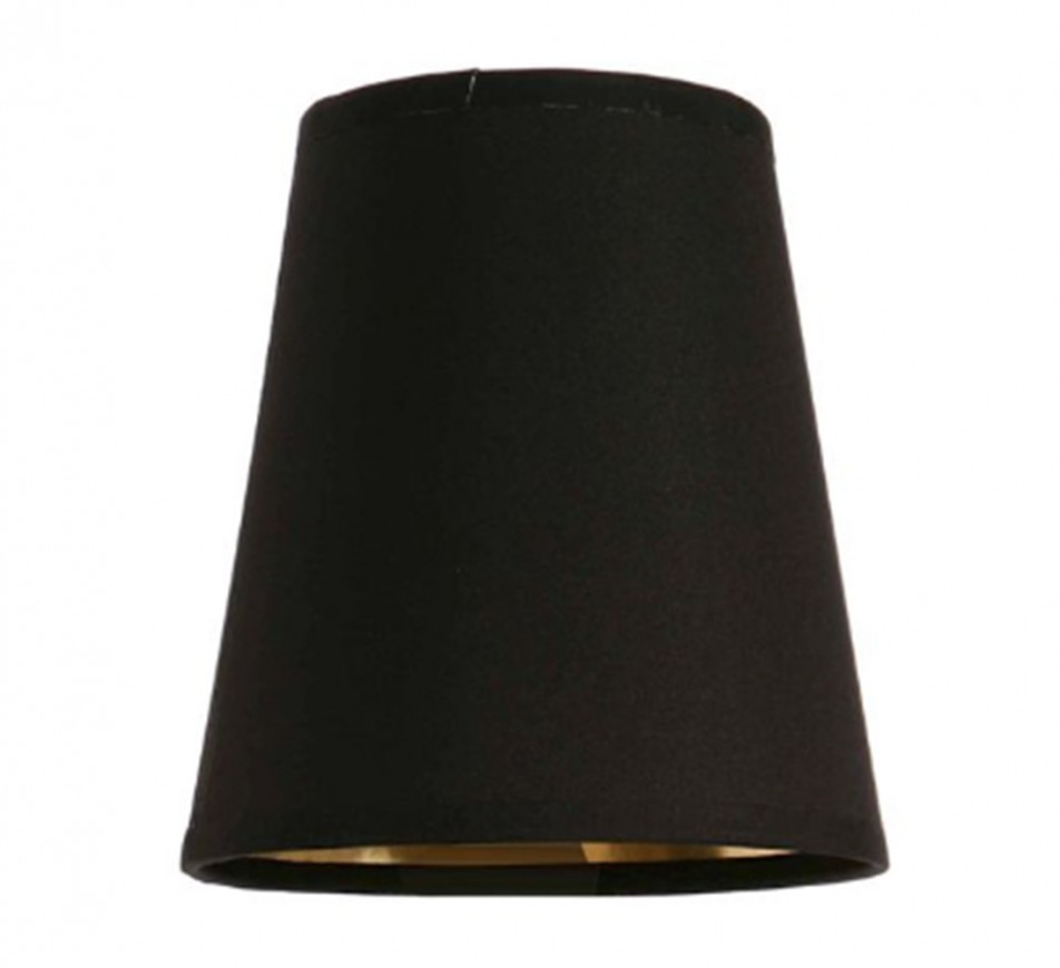 Granham Wall Lamp with Black Shade