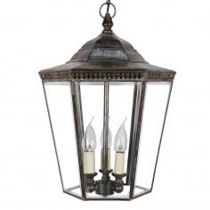 Collins Hanging Lantern 3 Lights