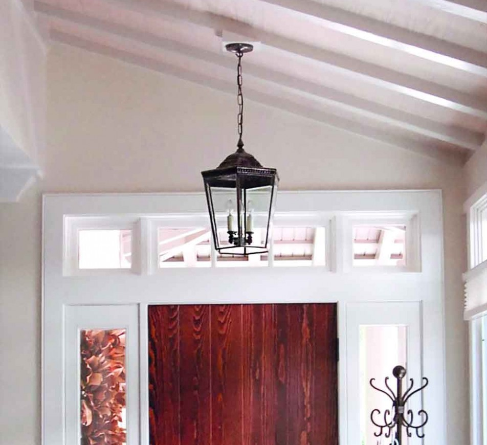 Collins Hanging Lantern 3 Lights