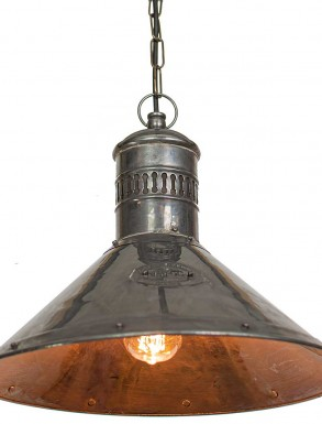 Deck Industrial Lamp