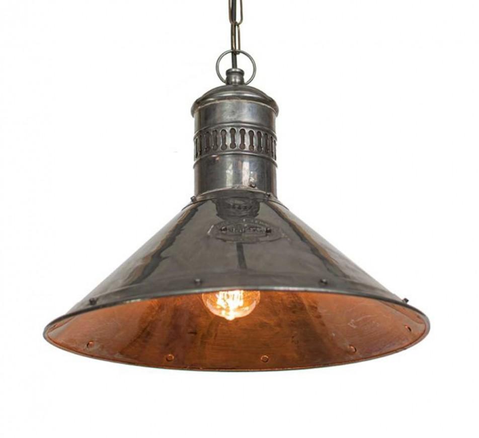 Deck Industrial Lamp