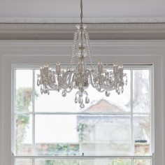 Charlton Crystal Chandelier