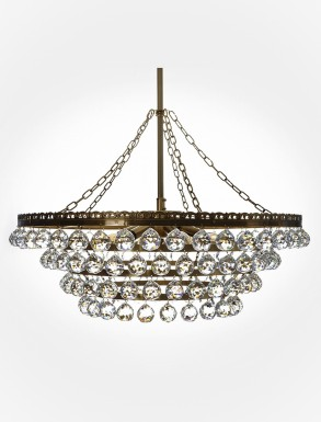 Clarence Round Chandelier