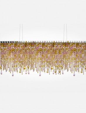 Broadway Rectangular Chandelier