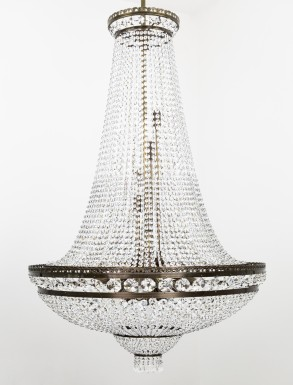 Empire Basket Chandelier
