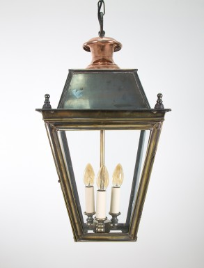 Battletown Hanging Lantern