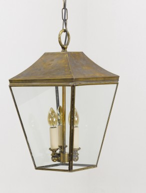 Kemble Haning Lantern 3 Lights Medium
