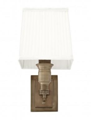 Wall Lamp Lexington Single EICHHOTZ White Shade
