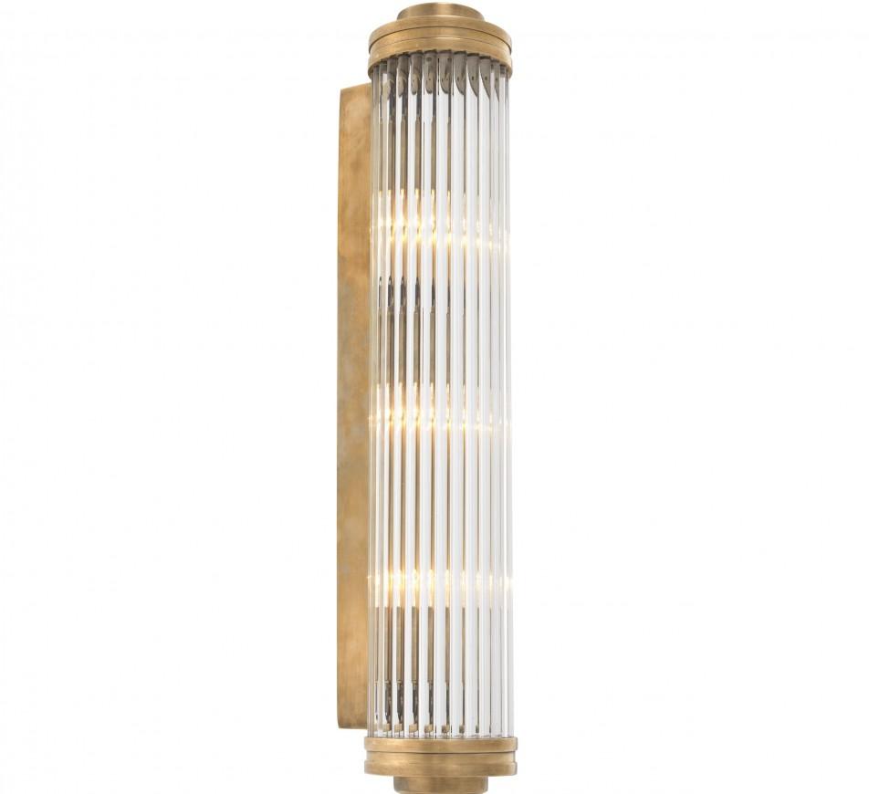 Wall Lamp Gascogne XL Eichholtz Nickel