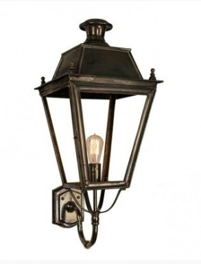 Battledown Wall Lantern Large 1 Bulb
