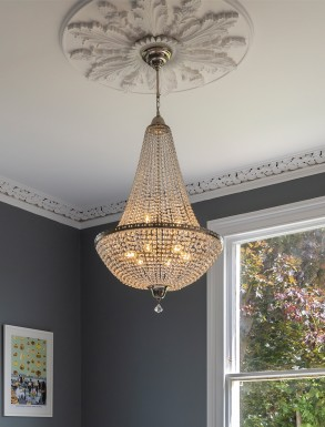Regency Chandeliers Montpellier Bag Chandelier