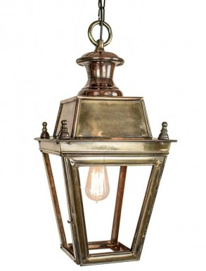 Battledown Hanging Outdoor Lantern Medium 1 bulb