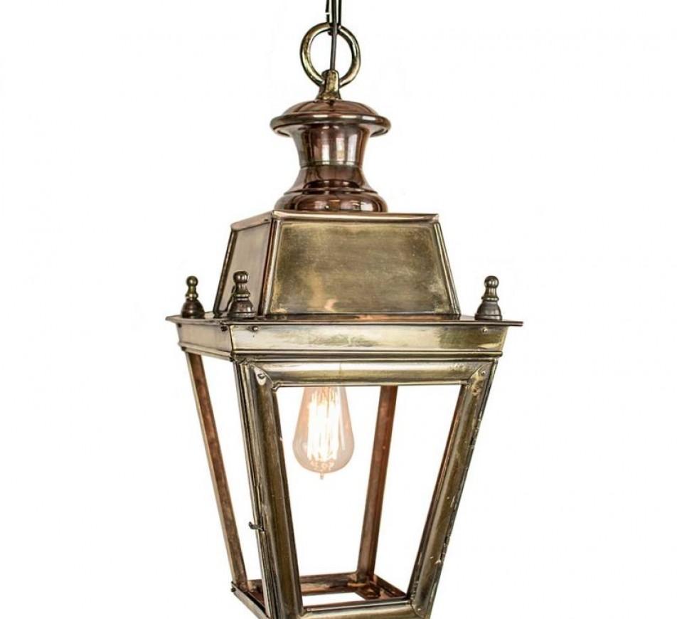 Battledown Hanging Outdoor Lantern Medium 1 bulb