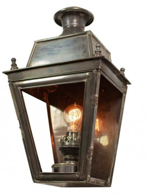 Battledown Outdoor Wall Lantern Large