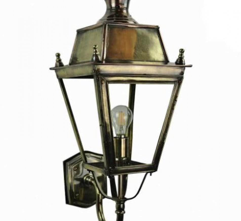 Battledown Wall Lantern Medium (Bottom Wall Mounted) 1 Bulb