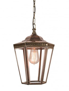 Collins Hanging Lantern Small