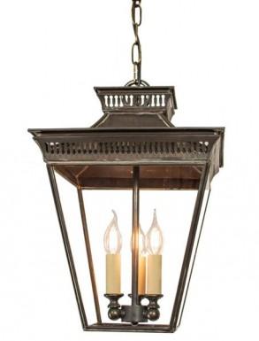 Pittville Medium Hanging Lantern (3 bulbs)
