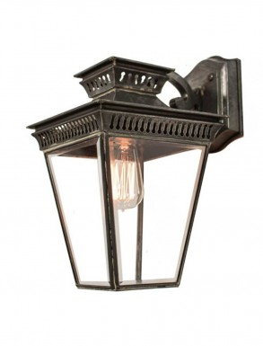 Pittville Wall Lantern Overhead Arm