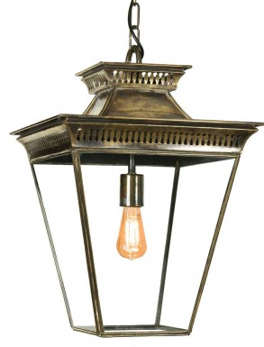 Pittville Medium Hanging Lantern (1 bulb)