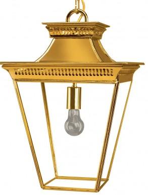 Pittville Medium Hanging Lantern (1 bulb)