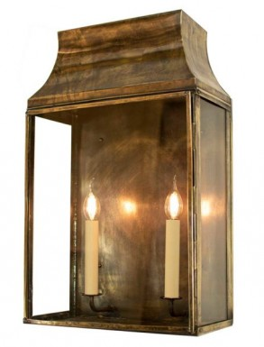 Montpellier Passage Lantern Large 2bulb
