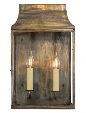 Montpellier Passage Lantern Medium 2bulb