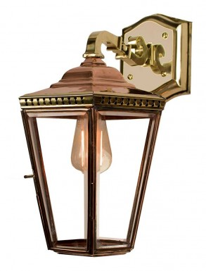 Collins Overhead Wall Lantern