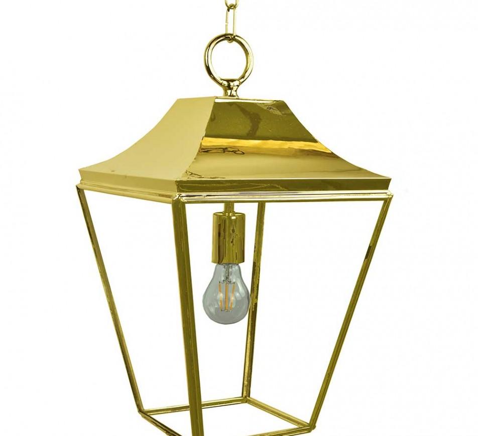 Kemble Hanging Lantern Medium 1 bulb