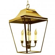 Kemble Hanging Lantern Large 4 bulbs