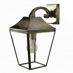 Kemble Overhead Arm Lantern 1 bulb
