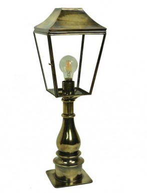 Kemble Pillar Lantern Tall