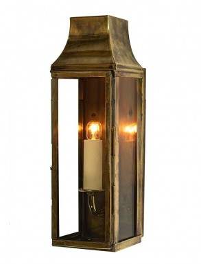 Montpellier Narrow Wall Lantern Tall
