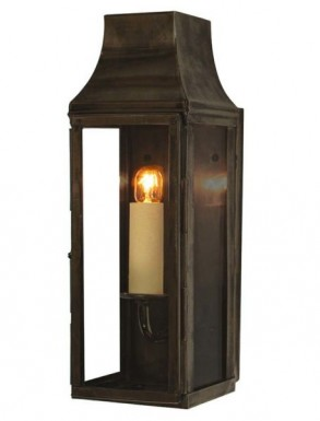 Montpellier Narrow Wall Lantern Small