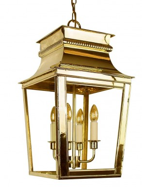 Clementine Outdoor Porch Lantern Large