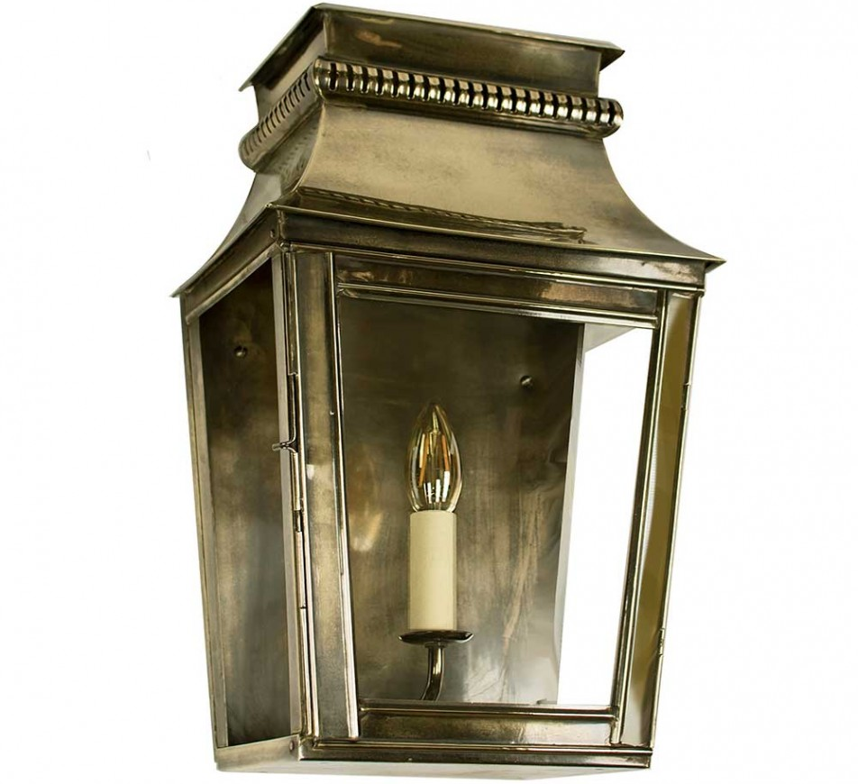 Clementine Outdoor Wall Lantern Small