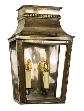 Clementine Outdoor Wall Lantern Large