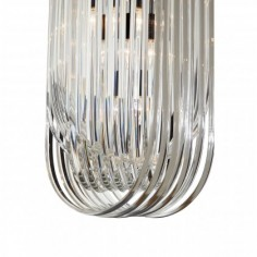 The Twyning Oblong Crystal Chandelier
