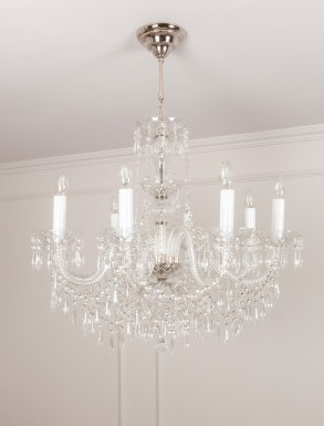 Georgian Chandelier Belgravia, Medium