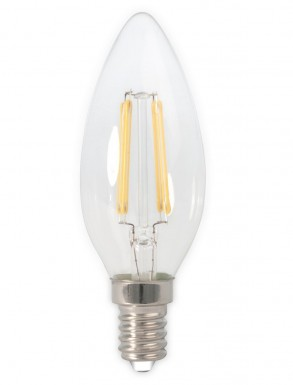 Filament LED Dimmable Candle Lamps 3,5W CALEX