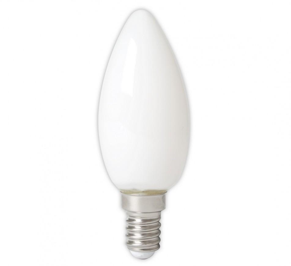 Softline Opal Candle LED Filament E14 Bulb 3.5W CALEX