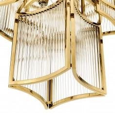 Chandelier Jet Set Gold by Eichholtz