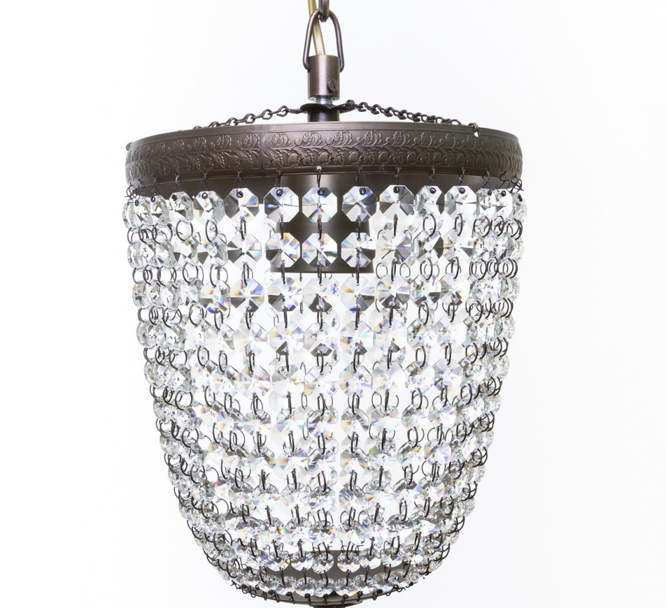 Bespoke Tivoli Crystal Pendant