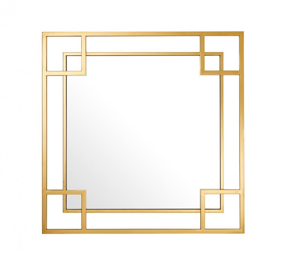Mirror Morris Gold Finish
